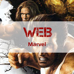 Marvel: Site web